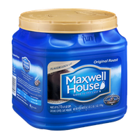 Maxwell House Ground Coffee Medium Original Roast