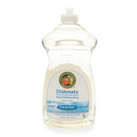 Earth Friendly Products Earth Friendly Ultra Dishmate Free & Clear Hand Dishwashing Liquid