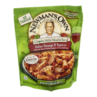 Newman's Own Italian Sausage & Rigatoni Complete Skillet Meal for Two