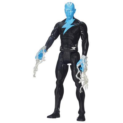 Marvel Entertainment Group Marvel Comics Ultimate Spider Man Titan Hero Series Electro Figure - HASBRO, INC.