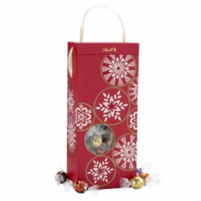 Lindt Lindor Wonderland Gift Box, 42.3 oz