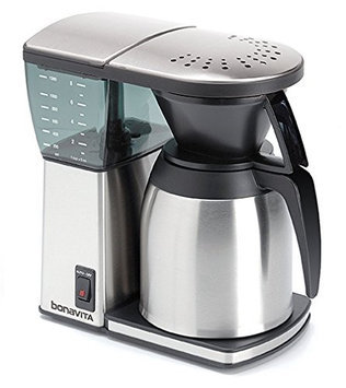 Bonavita BV1800SS 8-Cup Original Coffee Brewer, Stainless Steel