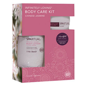 SpaRitual Infinitely Loving Body Care Kit, 1 ea