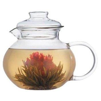 Primula Glass Tea Pot With Loose Tea Infuser - Clear
