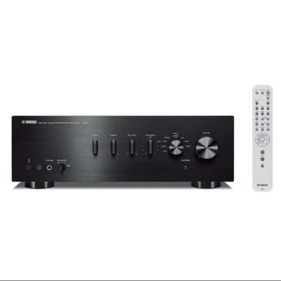 Yamaha AS501BL Integrated Amplifier with DAC Black