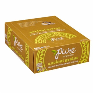 Pure Organic Ancient Grains Peanut Butter Chocolate, 12 ea