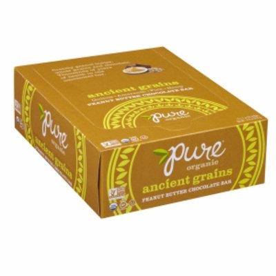 Pure Organic Ancient Grains Peanut Butter Chocolate, 12 ea