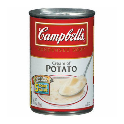 Campbell's® Cream Of Potato Condensed Soup