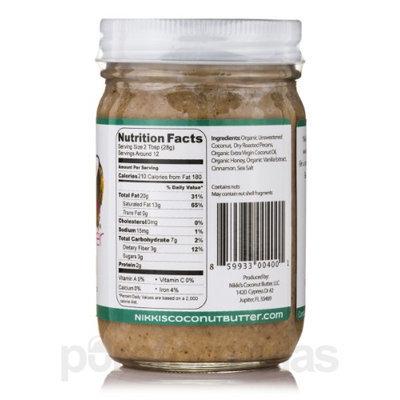 Nikkis Nikki's Gluten Free Coconut Butter Honey Pecan Pie 12 oz