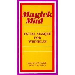 Magick Botanicals - Magick Mud Facial Masque To Improve Skin - 3 oz.