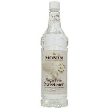Monin Sugar Free Liquid Sweetener 1 ltr bottle