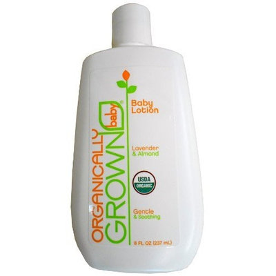 Organic Baby Lotion by Organically Grown