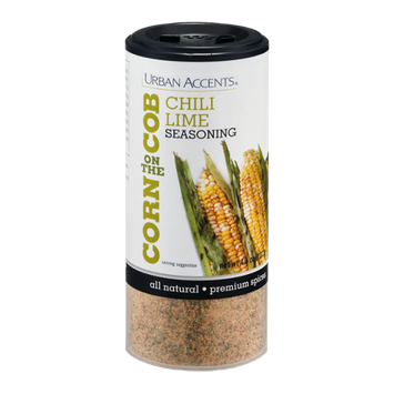 Urban Accents Corn On The Cob Chili Lime Seasoning