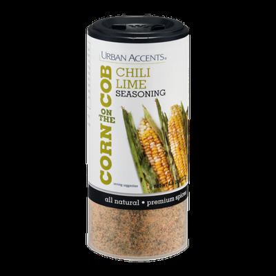 Urban Accents Corn On The Cob Chili Lime Seasoning