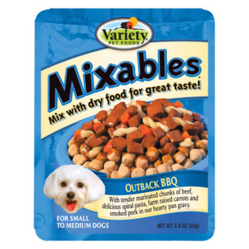 Variety Pet Foods Variety Pets Foods Mixables Dog Food Topper