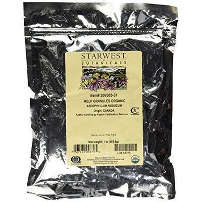 Starwest Botanicals Organic Kelp Granules