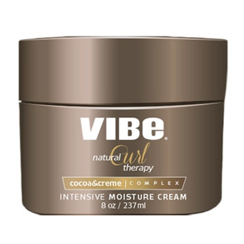 Vibe Beauty Natural Curl Therapy Intensive Moisture Cream, 8 fl oz