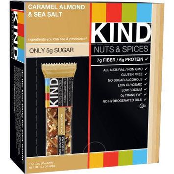 KIND Nuts & Spices Bars Caramel Almond & Sea Salt