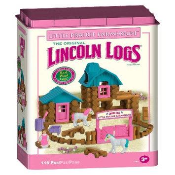 K'nex Lincoln Logs Prairie Farmhouse
