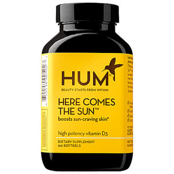 Hum Nutrition Here Comes The Sun(TM) 120 Softgels