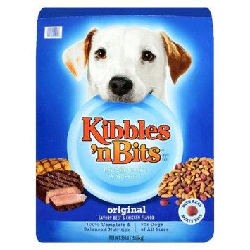 Kibbles 'n Bits Savory Beef & Chicken Flavor Dog Food - 40 lb.