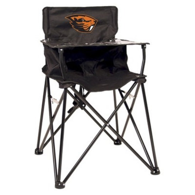 Ciao! Baby ciao! baby Oregon State Portable Highchair - Black