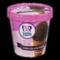Baskin Robbins Ice Cream Chocolate Fudge
