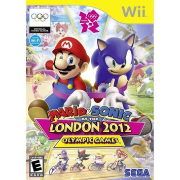 Sega Mario & Sonic at the London 2012 Olympic Games (Nintendo Wii)
