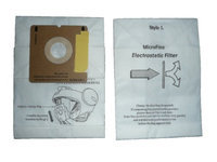 Envirocare 3 Eureka Style L Vacuum Bags Micro Lined Allergen Filtration Type 61715, 960, 965