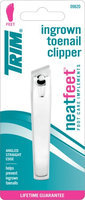Trim Neat Feet Toenail Clipper