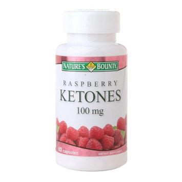 Nature's Bounty Raspberry Keytones 100mg
