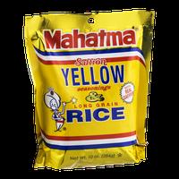 Mahatma Saffron Yellow Seasonings & Long Grain Rice