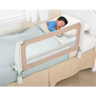 Safety 1st Secure Top Bed Rail, Beige (Discontinued by Manufacturer)