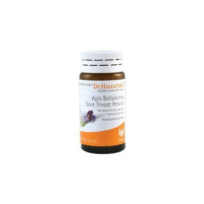 Dr.Hauschka Skin Care Dr. Hauschka Holistic Home Remedies Apis Belladonna Sore Throat Relief Pellets, .7 oz