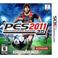 Konami Digital Entertainment Pro Evolution Soccer 2011 (Nintendo 3DS)