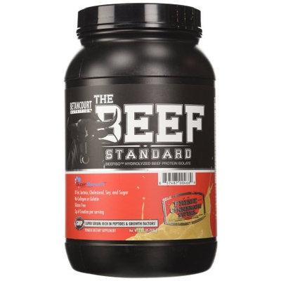 Betancourt Nutrition The Beef Standard Prime Cinnamon Swirl - 28 Servings