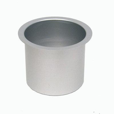 Trademark Commerce Trademark Poker Jumbo Aluminum GRAY Poker Table Cup Holder