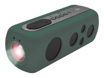 Pyle Audio Pyle PWPBT75GN SoundBox Splash 2 Bluetooth Rugged and Splash-Proof Speaker Syste