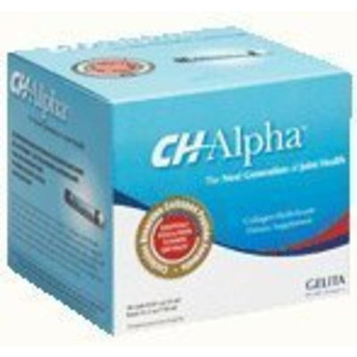 Gelita Health Products CH-Alpha - Joint & Cartilage Health - New Generation Formula (1 month supply)
