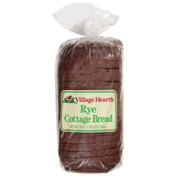 Village Hearth Rye Cottage Bread, 24 oz