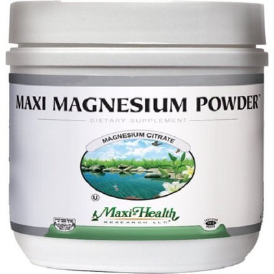 Maxi Magnesium Powder, 8-Ounce