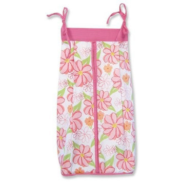 Trend Lab Diaper Stacker, Hula Baby