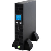 CyberPower Cyberpower TAA Compliant Smart App Sinewave PR2200LCDRT2UTAA 2200 VA Tower/Rack-Mountable UPS