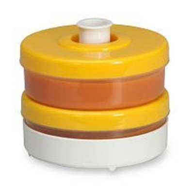 Baby Brezza Food Storage System: Duo in Yellow