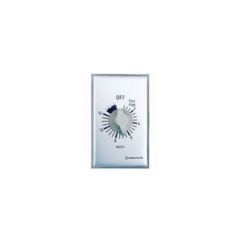 Ll Building Products LL Building Products WHT36 12-Hour Fan Timer 12-Hour Switch Box Standard Each