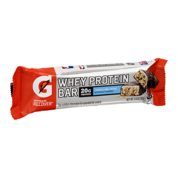 Gatorade Recover Whey Protein Bar Cookies and Creme
