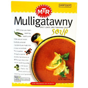 MTR Multigatawny Soup, 8.75-Ounce (Pack of 12)