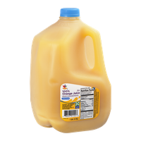 Ahold 100% Orange Juice Calcium