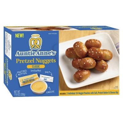 Auntie Anne's Inc. Auntie Anne's Pretzel Nugget Original 3pk 8 ct