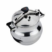 Magefesa Alustar B Aluminum Fast Pressure Cooker 23 Qt.